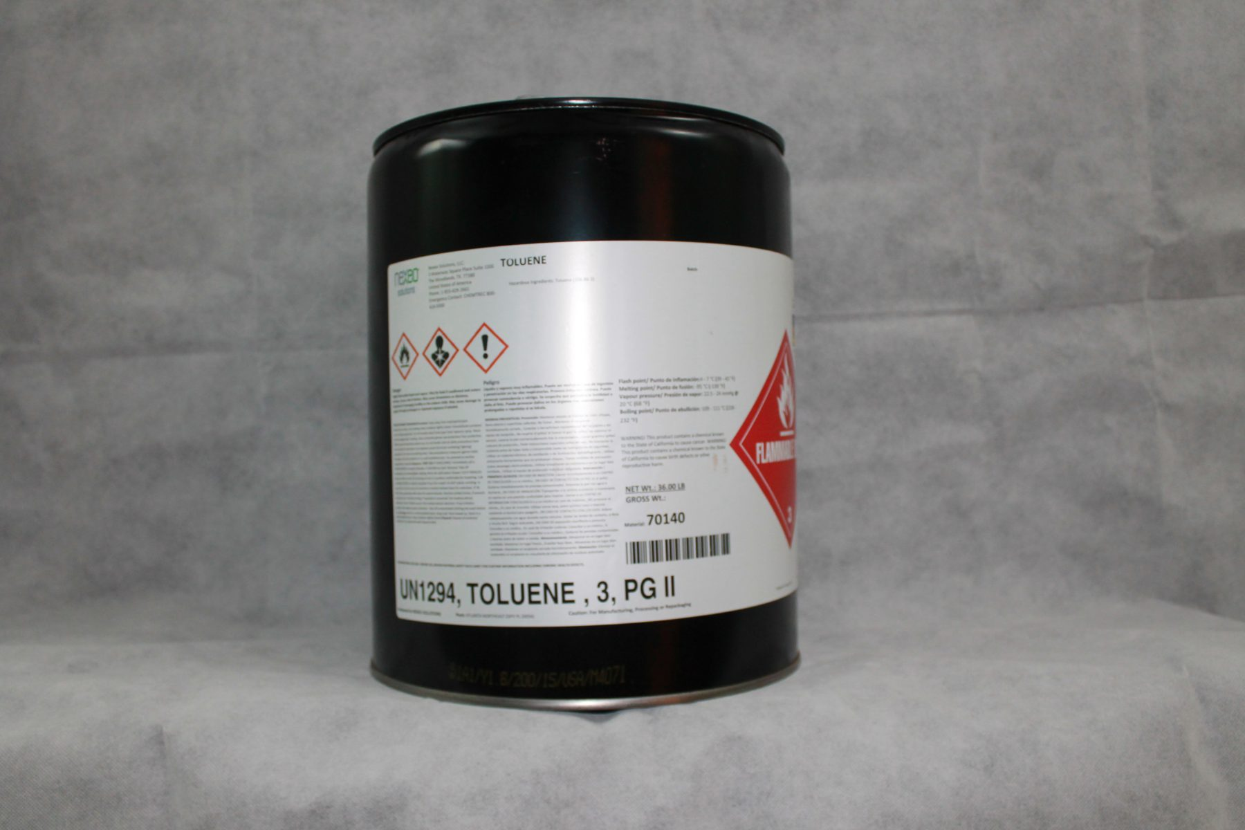 Toluene – 5 Gl