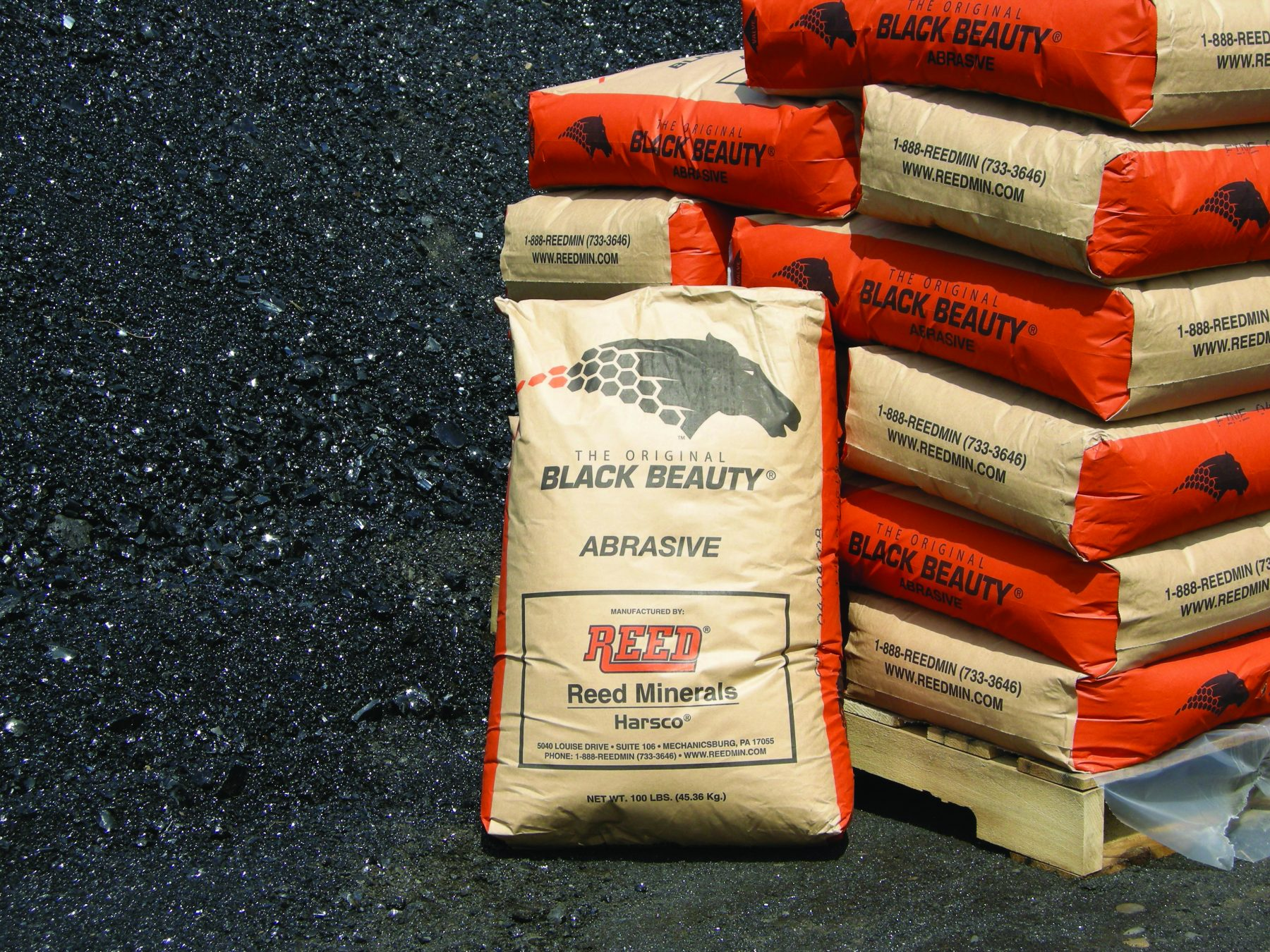 Black Beauty Aggregate – Chicago Only