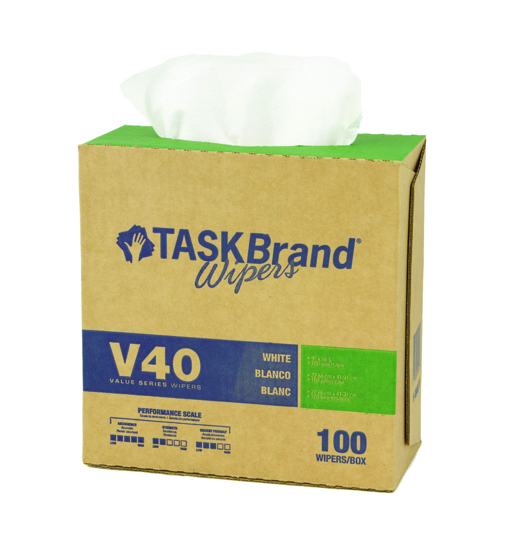 Taskbrand Wipers