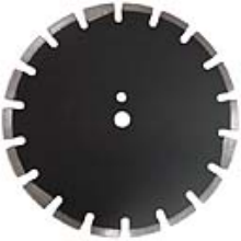 14″ Wet-dry Cut Asphalt Diamond Blade (higher Diamond Concentration)