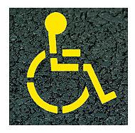 Standard Handicap Symbol
